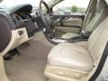 Cashmere/Cocoa Front Seat Photo for 2011 Buick Enclave #90757881