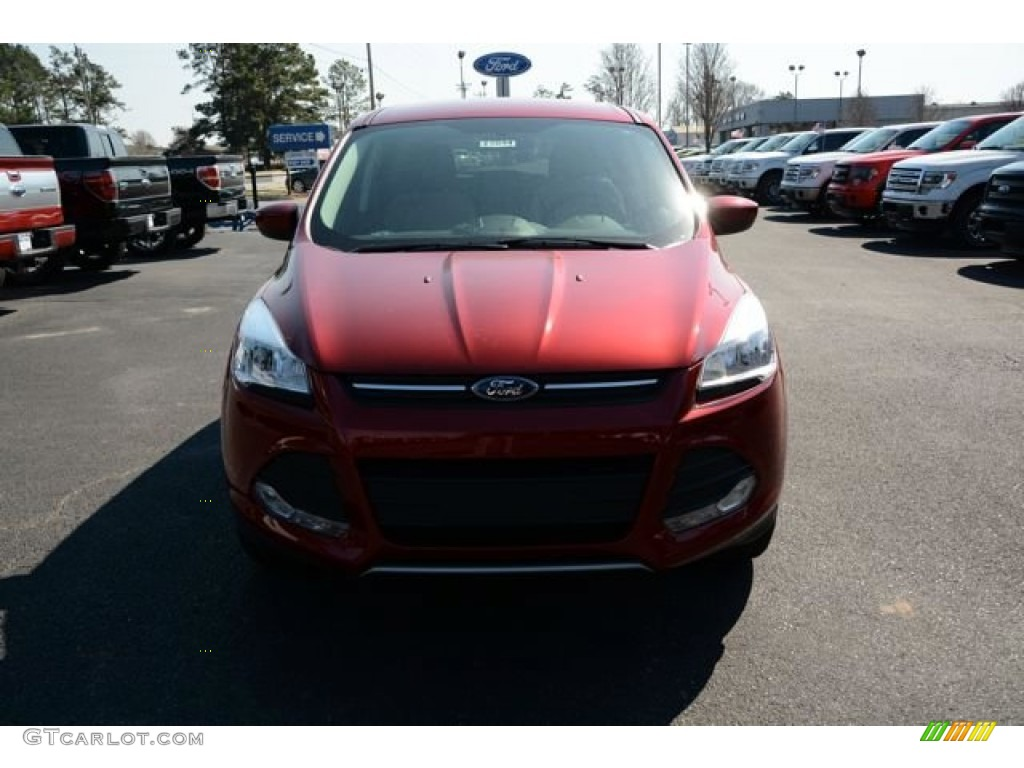 2014 Escape SE 1.6L EcoBoost - Sunset / Medium Light Stone photo #2