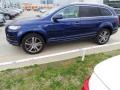 Scuba Blue Metallic 2014 Audi Q7 Gallery