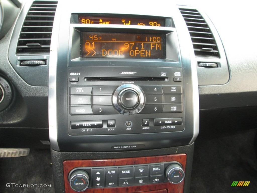 2008 Nissan Maxima 3 5 Sl Controls Photos Gtcarlot Com