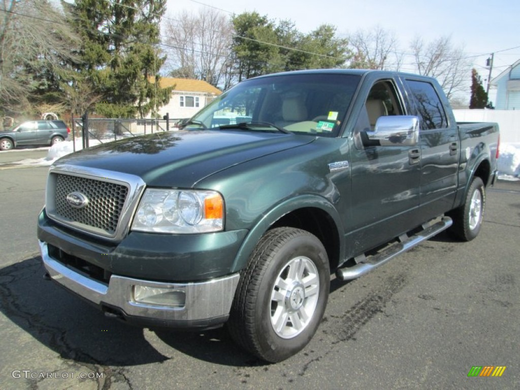 2004 ford f150 lariat supercrew 4x4 exterior photos. Black Bedroom Furniture Sets. Home Design Ideas
