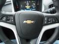 Jet Black/Ceramic White Accents Controls Photo for 2013 Chevrolet Volt #90795867