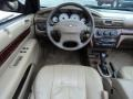 Sandstone Dashboard Photo for 2002 Chrysler Sebring #90801799