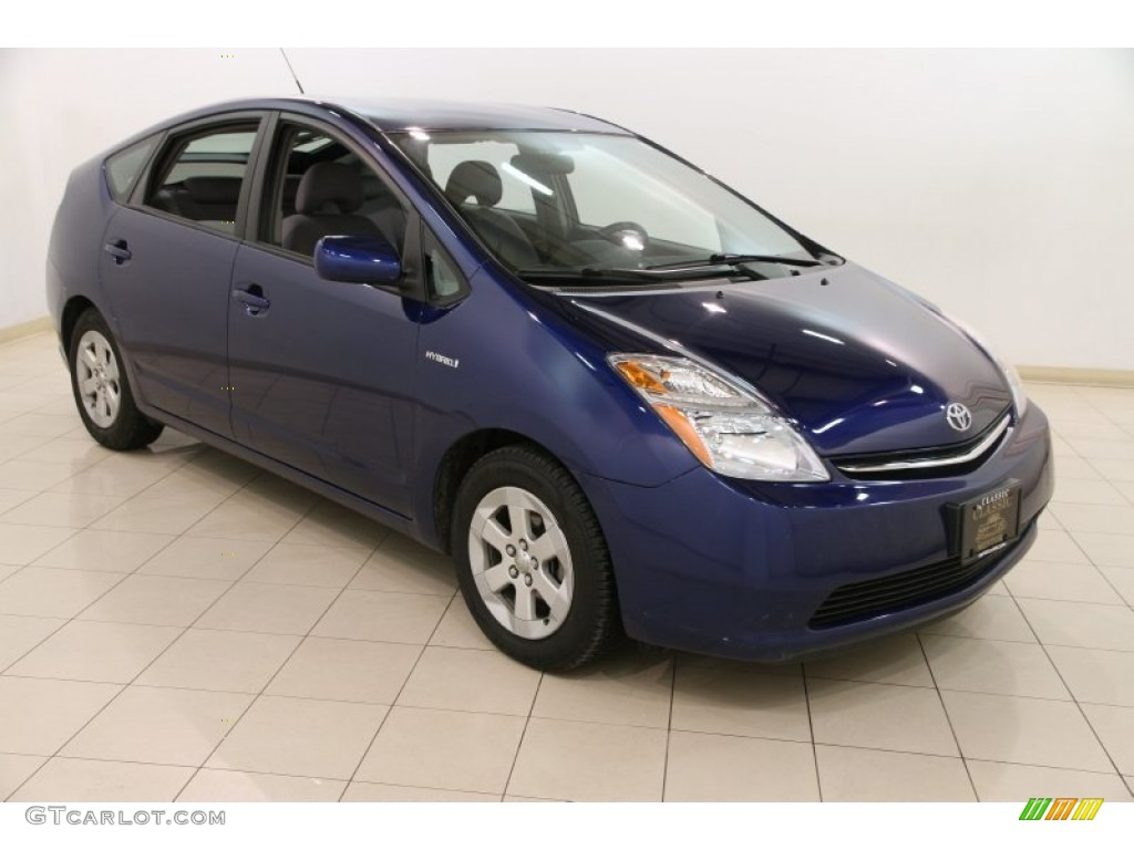 2008 spectra blue mica toyota prius hybrid 90790518. Black Bedroom Furniture Sets. Home Design Ideas