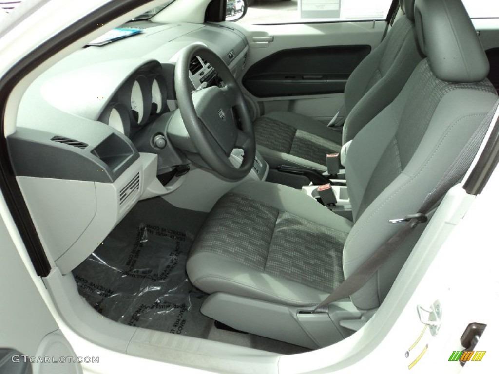 2007 Dodge Caliber Se Interior Photos