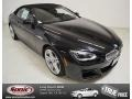 Black Sapphire Metallic 2014 BMW 6 Series 650i Convertible
