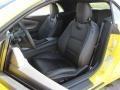 Black Front Seat Photo for 2014 Chevrolet Camaro #90811938