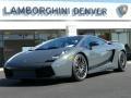 Grigio Telesto Metallic (Grey) 2008 Lamborghini Gallardo Superleggera