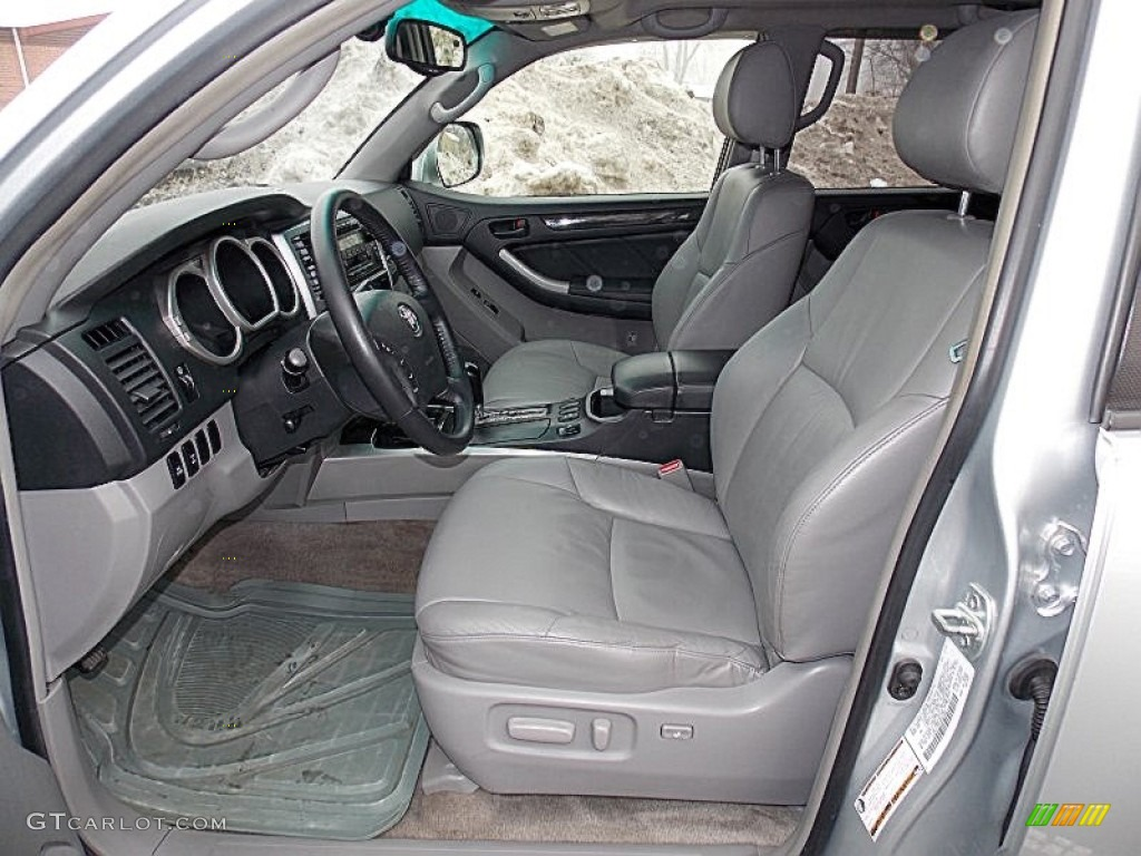 2004 Toyota 4runner Limited 4x4 Interior Color Photos