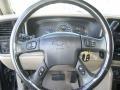 2004 Chevrolet Silverado 1500 Tan Interior Steering Wheel Photo