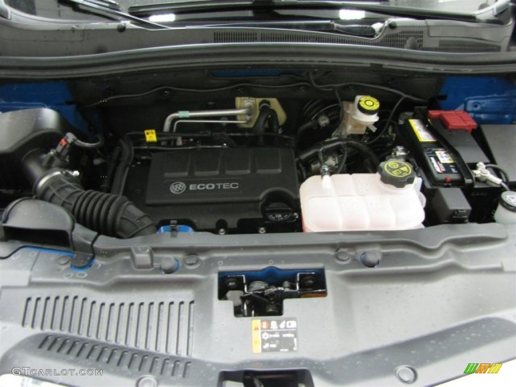 2013 Buick Encore Leather Engine Photos | GTCarLot.com