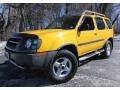 2003 Solar Yellow Nissan Xterra XE V6 4x4 #90828158