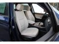 2011 BMW X3 Oyster Nevada Leather Interior Front Seat Photo
