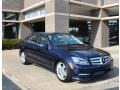 Capri Blue Metallic 2011 Mercedes-Benz C Gallery