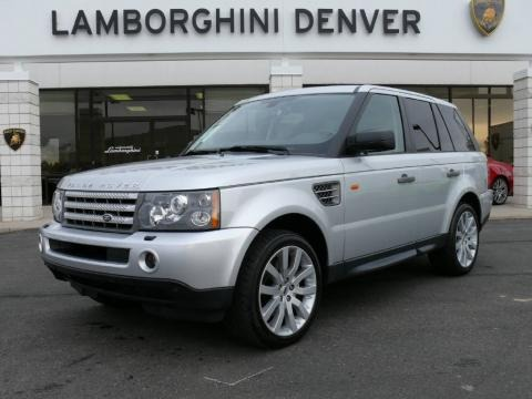 2006 Land Rover Supercharged Range Rover. Metallic Land Rover Range