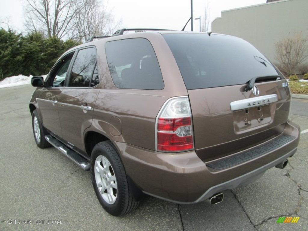 Burnished Bronze Metallic 2004 Acura Mdx Standard Mdx Model Exterior Photo 90894367