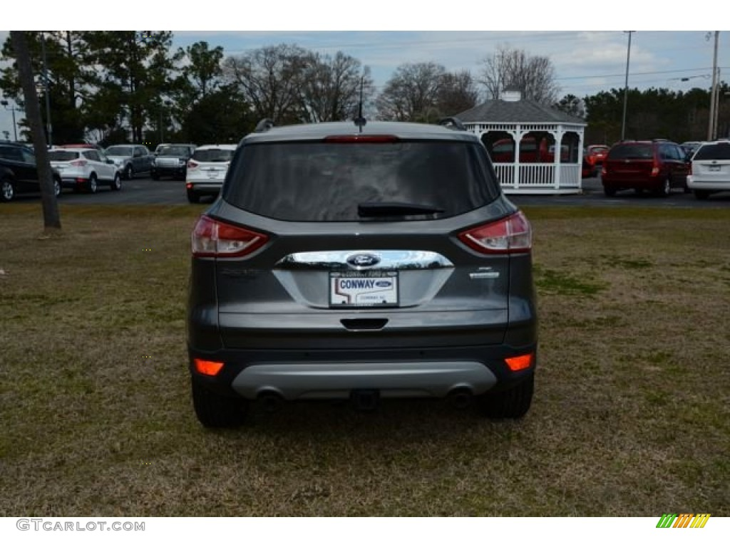 2014 Escape SE 2.0L EcoBoost - Sterling Gray / Charcoal Black photo #6