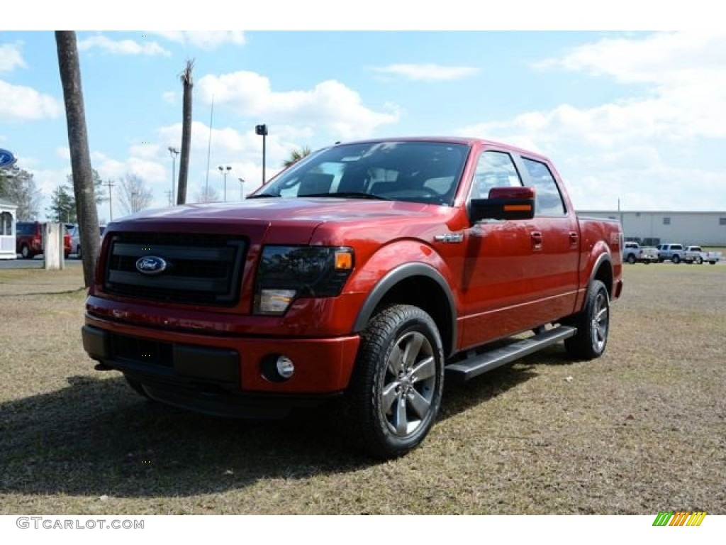 2014 sunset ford f150 fx4 supercrew 4x4 90882136 car color galleries. Black Bedroom Furniture Sets. Home Design Ideas