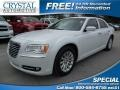 2013 Bright White Chrysler 300  #90882207