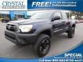 2012 Nautical Blue Metallic Toyota Tacoma V6 Access Cab 4x4 #90882202