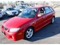 Classic Red 2003 Mazda Protege Gallery