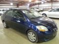 Nautical Blue Metallic 2007 Toyota Yaris Gallery