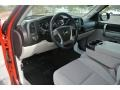 2009 Victory Red Chevrolet Silverado 1500 LT Crew Cab 4x4  photo #22
