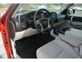 2009 Victory Red Chevrolet Silverado 1500 LT Crew Cab 4x4  photo #22