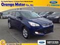 2013 Deep Impact Blue Metallic Ford Escape SEL 2.0L EcoBoost 4WD #90930620