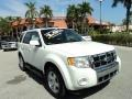 2012 White Suede Ford Escape Limited #90930551