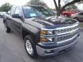 Front 3/4 View of 2014 Silverado 1500 LT Double Cab