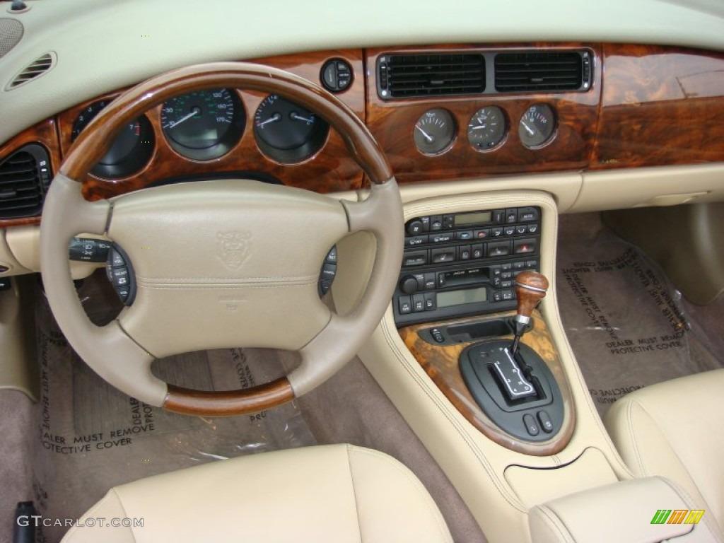 2001 Jaguar Xk Xk8 Convertible Interior Photos