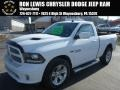 Bright White 2013 Ram 1500 Sport Regular Cab 4x4