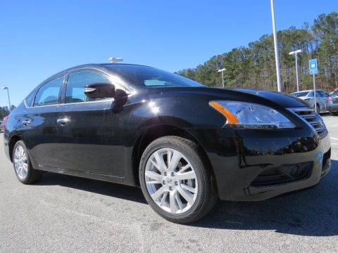 2014 Nissan Sentra SL Data, Info and Specs