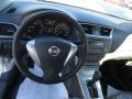 Charcoal Dashboard Photo for 2014 Nissan Sentra #90988122