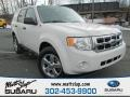 2011 White Suede Ford Escape XLT V6 #90960714