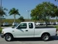 Oxford White - F150 XL Heritage SuperCab Photo No. 7