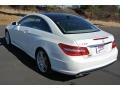 Diamond White Metallic - E 550 Coupe Photo No. 4