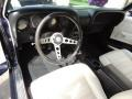 1970 Ford Mustang White Interior Prime Interior Photo