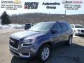 2014 Atlantis Blue Metallic GMC Acadia SLE AWD #91005740