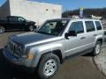 Bright Silver Metallic 2014 Jeep Patriot Sport