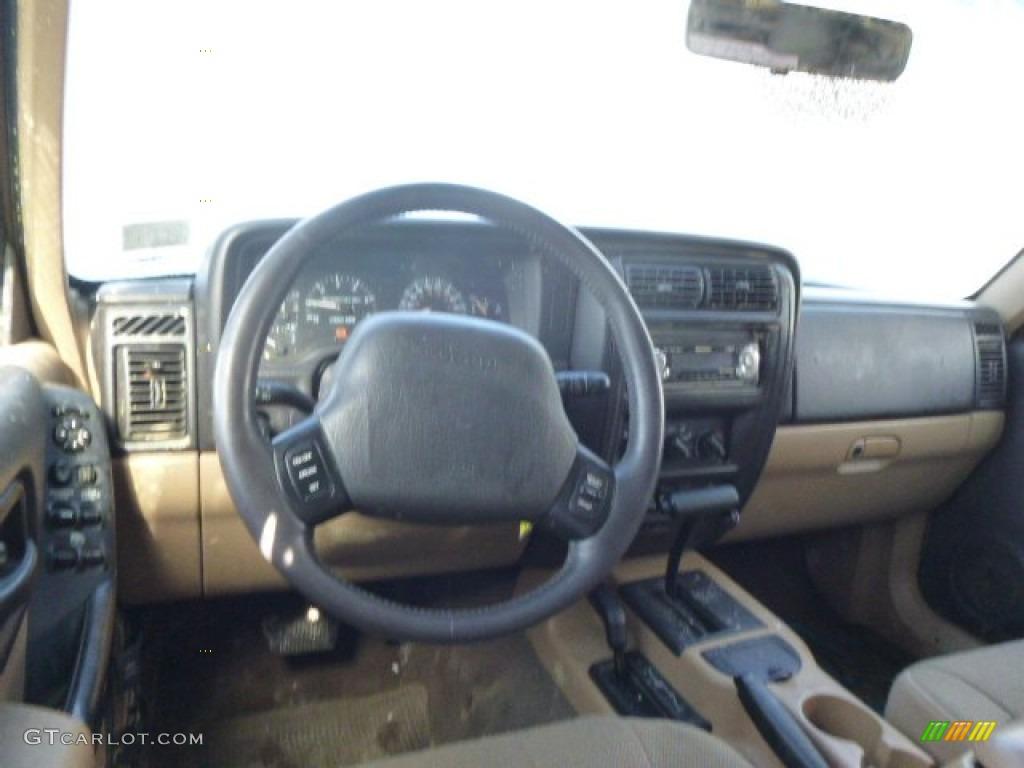 1999 Jeep Cherokee Sport 4x4 Interior Photos