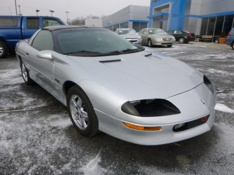 1997 Chevrolet Camaro Z28 SS Coupe Data, Info and Specs