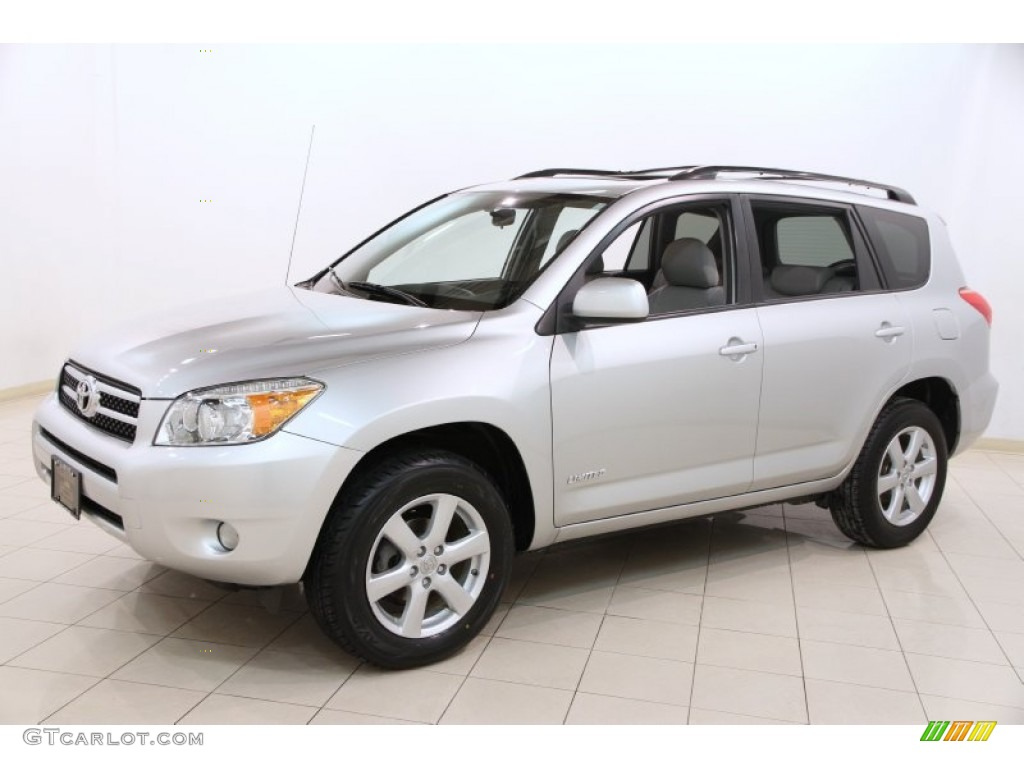 2007 Toyota Rav4 Limited Exterior Photos