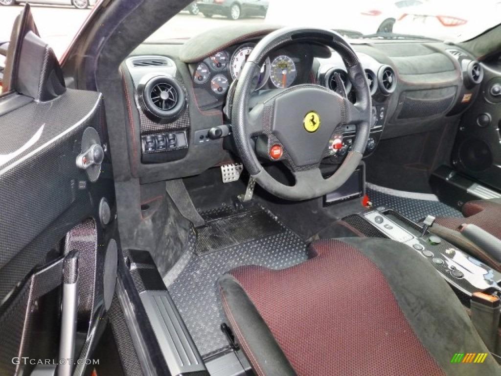 2009 Ferrari F430 16m Scuderia Spider Interior Photos