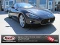 Nero (Black) 2011 Maserati GranTurismo S Automatic