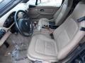 2000 BMW Z3 Beige Interior Interior Photo