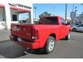 Flame Red - 1500 Sport Regular Cab 4x4 Photo No. 7