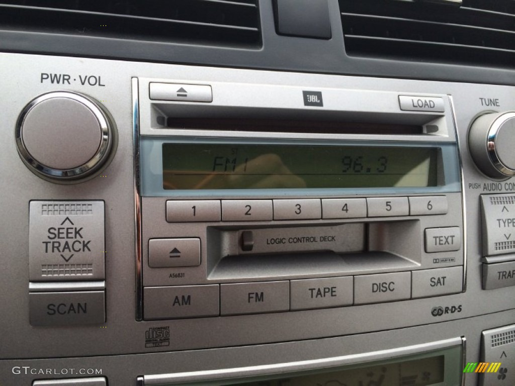 toyota camry 2006 audio system 2006 toyota camry xle v6 audio system photo 72277603 2007. Black Bedroom Furniture Sets. Home Design Ideas