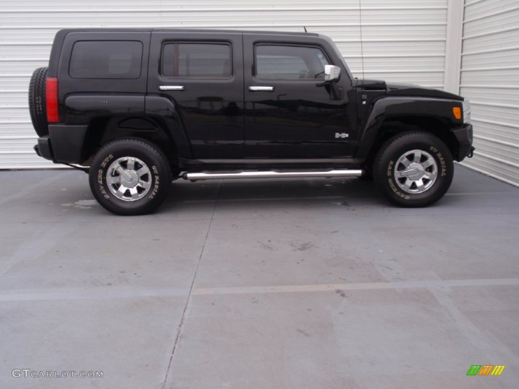 Hummer H Paint Codes
